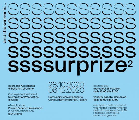 Surprize 2. Opere dall'Accademia di Belle Arti di Urbino