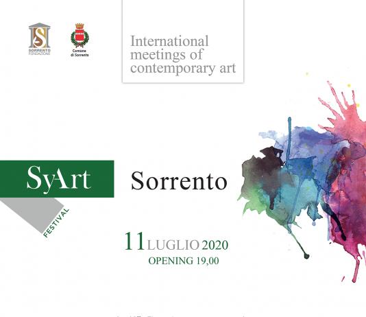 SyArt Sorrento Festival