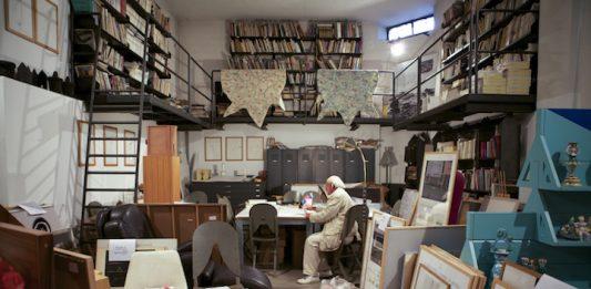 Ugo La Pietra – La mia territorialità. Itinerari di ricerca attraverso il segno