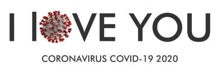 Behnam Ali Farahzad – I love you Coronavirus Covid-19