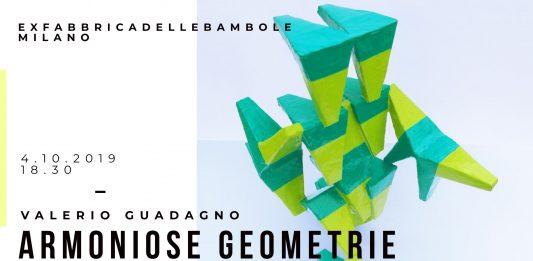 Valerio Guadagno – Armoniose geometrie