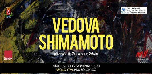 Vedova / Shimamoto – Informale da Occidente ad Oriente
