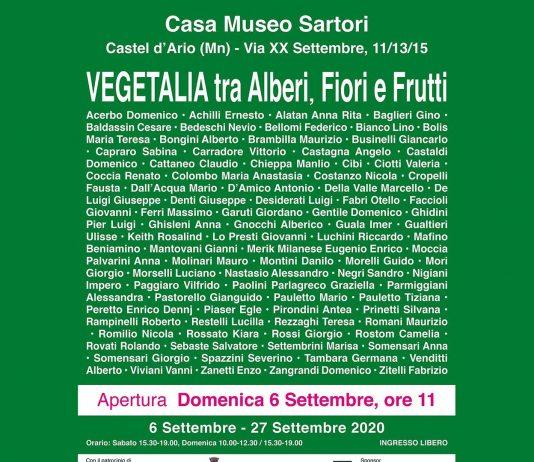 Vegetalia tra Alberi, Fiori e Frutti