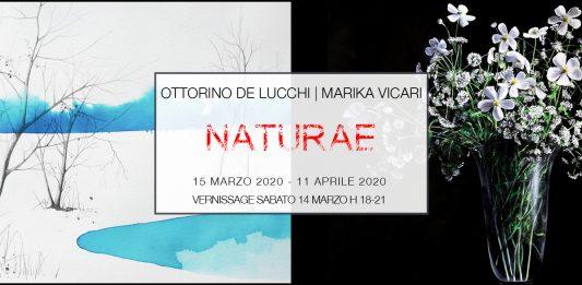 Ottorino De Lucchi / Marika Vicari – Naturae. Visioni tra realtà e immaginazione