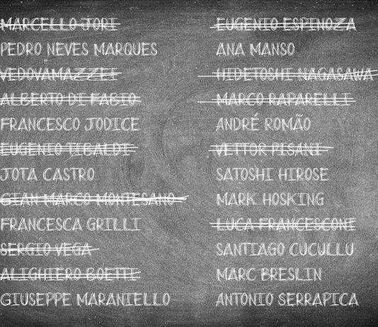 Visto da qui#2:  Eugenio Espinoza