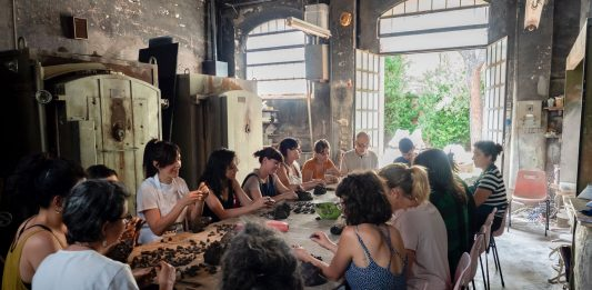 Residenze d'Artista 2019: Giulia Bonora / Chiara Camoni / Arianna Carossa