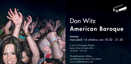 Dan Witz – American Baroque