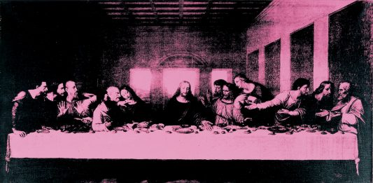 Flavio Caroli – The Last Supper Recall