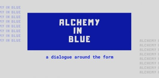 Matteo Giannerini / Matteo Messori – Alchemy In Blue. A dialogue around the form