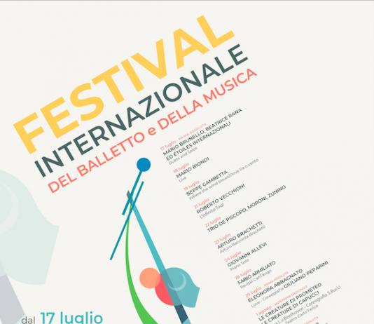 Festival Internazionale del Balletto e della Musica. Nervi 2020