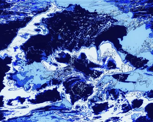 Elia Festa – Blau