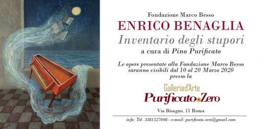Enrico Benaglia – Inventario degli stupori