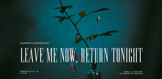 Sabrina Caramanico – Leave Me Now, Return Tonight