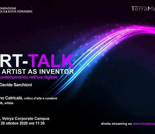 ART-TALK. The artist as inventor – L'arte contemporanea nell'era digitale