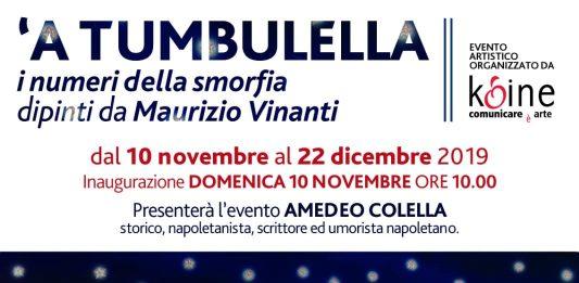 Maurizio Vinanti – 'A Tumbulella, i numeri della smorfia