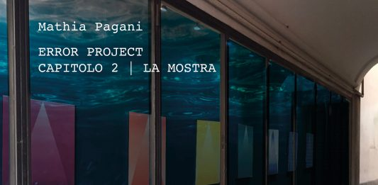 Mathia Pagani – Error project (capitolo 2)