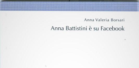 Anna Battistini è su Facebook. Presentazione del libro