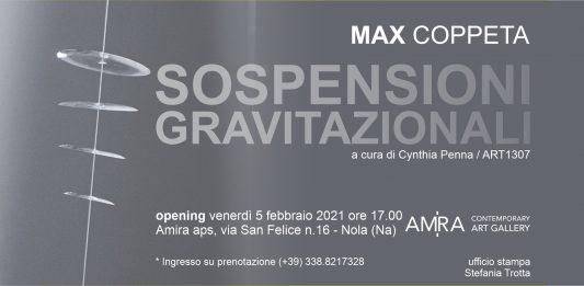 Max Coppeta – Sospensioni Gravitazionali