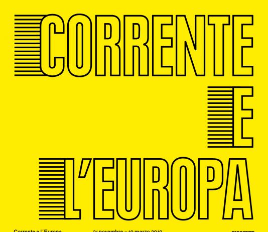Corrente e l'Europa, 1938-1945