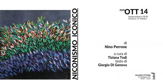 Nino Perrone – Aniconismo Iconico