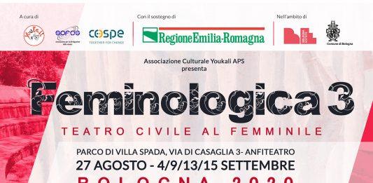 Feminologica 3. Teatro civile al femminile