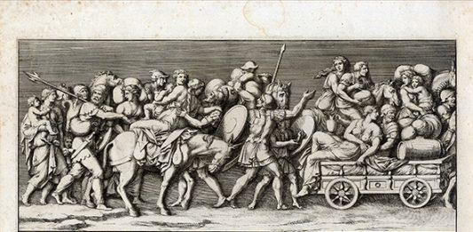 Giulio Romano e la Sala degli Stucchi di Palazzo Te nelle incisioni di Pietro Santi Bartoli