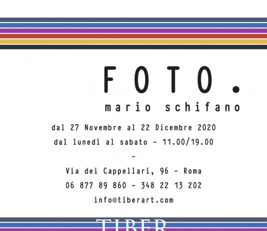 Mario Schifano – Foto