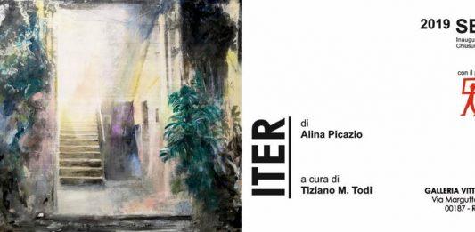 Alina Picazio – Iter