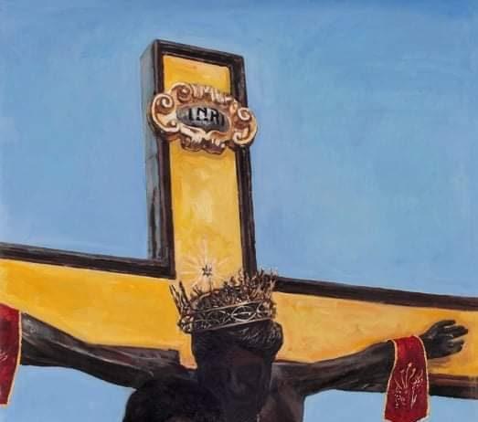 Caso A – Alfonso Siracusa Orlando – Il Cristo Nero /A Black Jesus