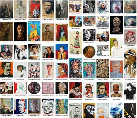 Autoritratti e Ritratti di personaggi illustri