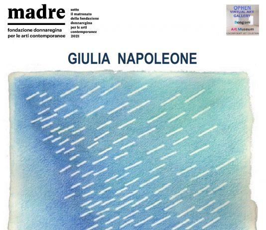 Giulia Napoleone – Come il volo del tuffatore di Paestum
