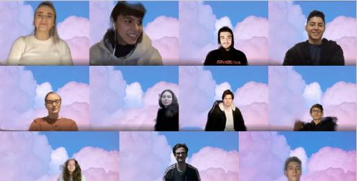 Inside my laptop – In The Cloud