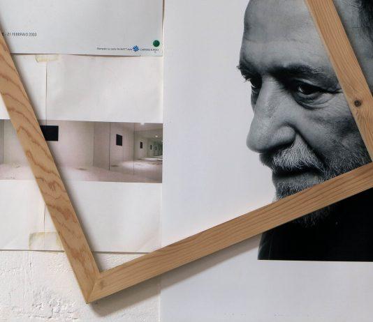 Giuseppe Pavone – Fotografare un artista