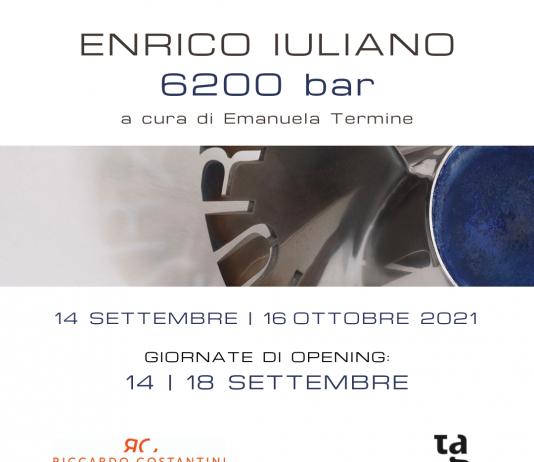 Enrico Iuliano – 6200 bar
