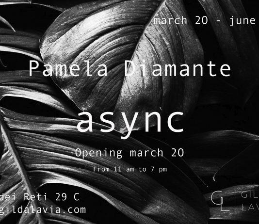 Pamela Diamante – Async