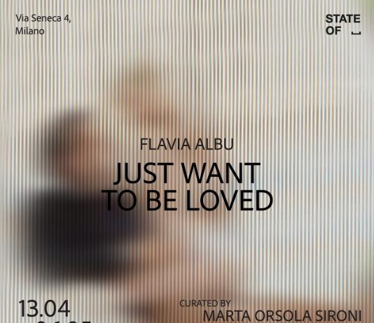 Flavia Albu – Just Want To Be Loved