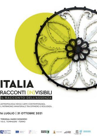 Italia. I Racconti (In) Visibili – Racconti di arte contemporanea sul Patrimonio Immateriale Italiano