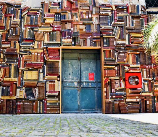 Restyling per la libreria di Palazzo Mosca