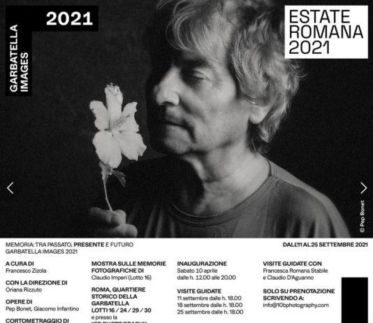 Garbatella Images 2021. Memoria tra passato, presente e futuro
