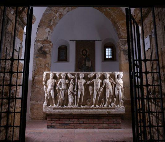 Agrigento, Ippolito e Fedra tornano in Cattedrale