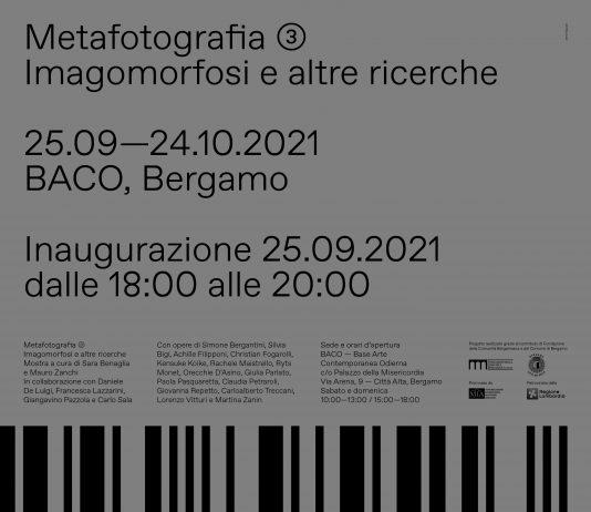 Metafotografia (3). Imagomorfosi e altre ricerche