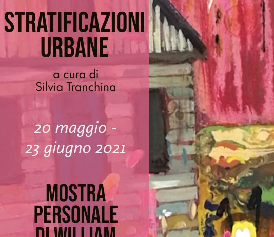 William Marc Zanghi – Stratificazioni urbane