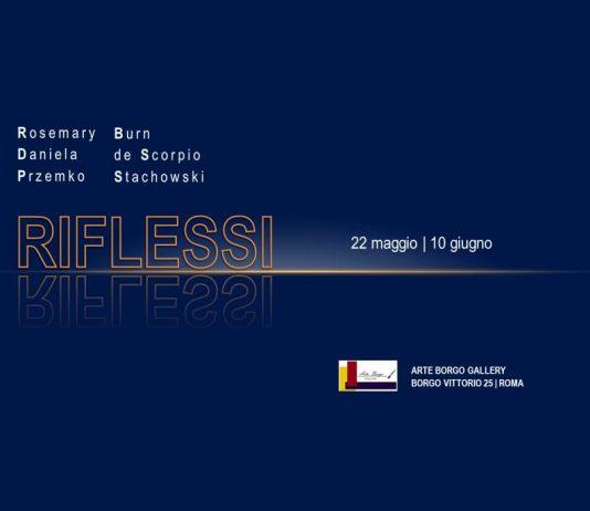 Rosemary Burn / Daniela de Scorpio / Przemko Stachowski – Riflessi