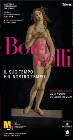 Botticelli. Il suo tempo e il nostro tempo