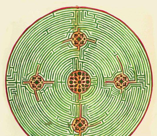 Labirinti. Storia di un segno