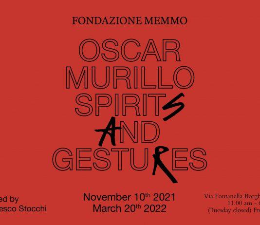 Oscar Murillo – Spirits and Gestures