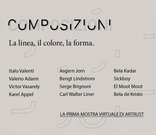 Composizioni. La linea, il colore, la forma.