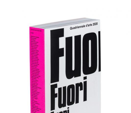 Presentazione del volume pubblicato da Treccani per la Quadriennale d'arte 2020 – FUORI