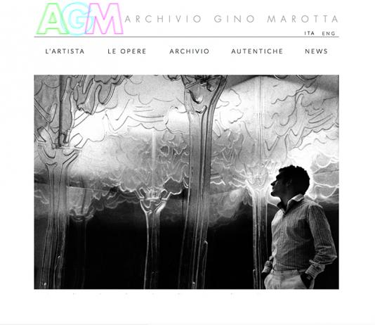 Presentazione dell'Archivio Gino Marotta