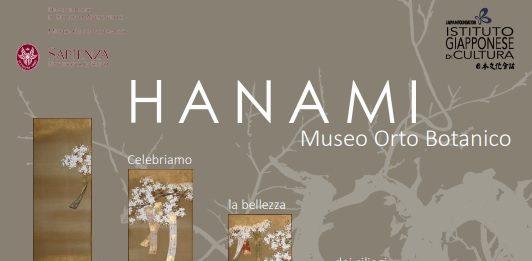 Hanami 2021 all'Orto Botanico di Roma